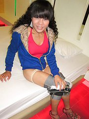 Massage Bareback Short time bareback with Ladyboy Carrott